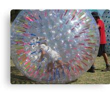 Bubble Wrap! Canvas Print