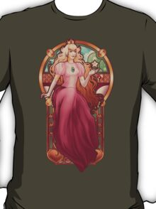 Princess Toadstool Nouveau T-Shirt