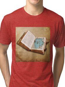 pocket pool Tri-blend T-Shirt