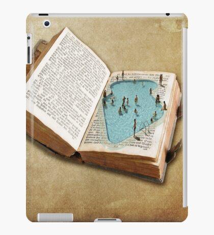 pocket pool iPad Case/Skin