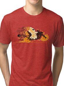 Real Ghostrider Tri-blend T-Shirt