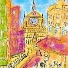 """Cathedrale Notre Dame De Paris. I Love Paris - J' Adore Paris . by Andrzej Goszcz , nickname """" Brown Sugar"""".  by © Andrzej Goszcz,M.D. Ph.D"""