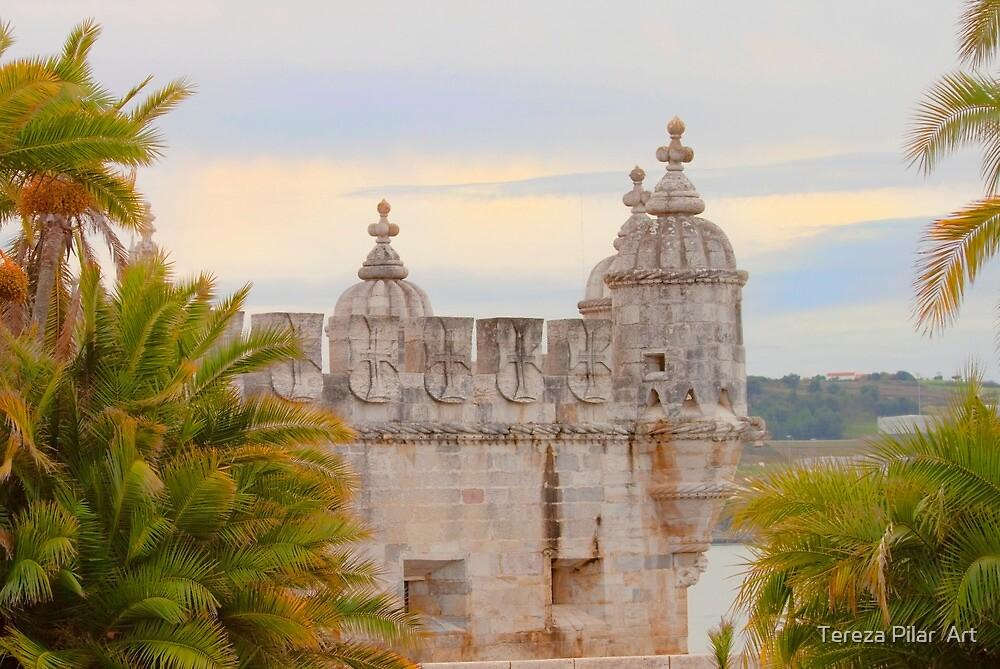 torre de belém by terezadelpilar~ art & architecture