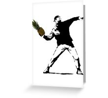 Fruit Riot Greeting Card