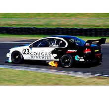 Justin Garioch | Shannons Nationals R1 | 2013 Photographic Print