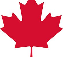 Canada   Maple leaf by jbeakers