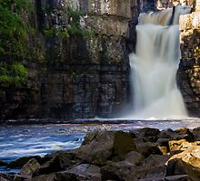 Smooth Water at High Force by Angie Morton