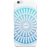 Vortex of Cool iPhone Case/Skin
