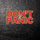 Don&#x27;t Panic! by StevePaulMyers