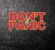 Don't Panic! by StevePaulMyers