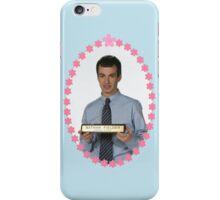 Nathan Fielder: Business Expert iPhone Case/Skin