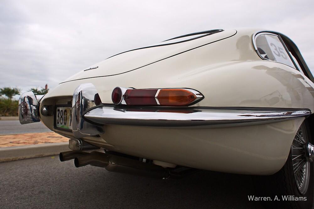 N35   E Type by Warren. A. Williams