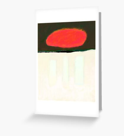 Life is what distracts you Greeting Card