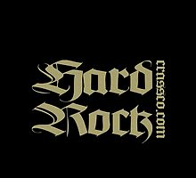 Hard Rock by fuxart