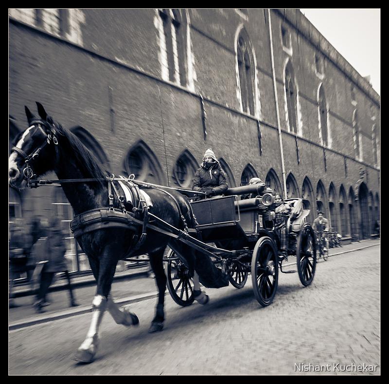 Bruges by Nishant Kuchekar