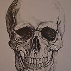 Skull by shawwayne