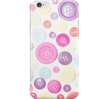 Button Love iPhone Case/Skin