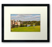 Leeds Castle Golf 2 Framed Print