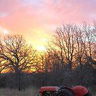 Country Sunrise by Paul Sturdivant
