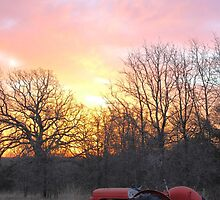 Country Sunrise by Paul Sturdivant