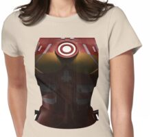 Iron Woman Womens Fitted T-Shirt