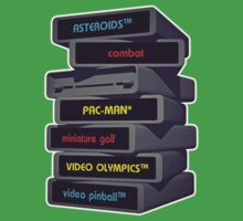 Game Cartridges by panaromic