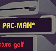 Game Cartridges Sticker