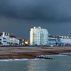 Eastbourne's Coast by karina5