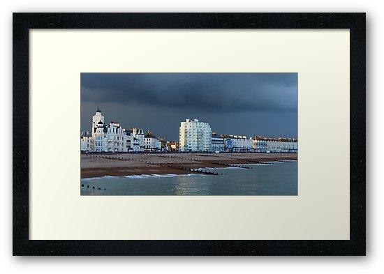 Eastbourne's Coast by karina5