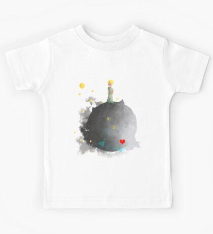 The Little Prince Art Print Kids Tee