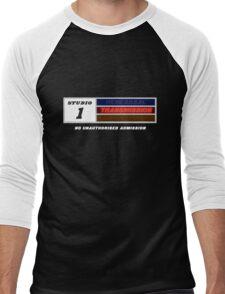 Studio 1 - Transmission Men's Baseball ¾ T-Shirt