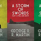 A Song of Ice and Fire Series by Jack Howse
