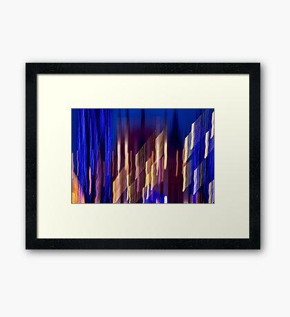Scepter Framed Print