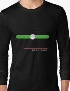 High Park station Long Sleeve T-Shirt