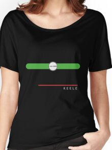 Keele station Women's Relaxed Fit T-Shirt
