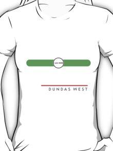 Dundas West station T-Shirt
