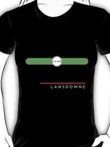 Lansdowne station T-Shirt