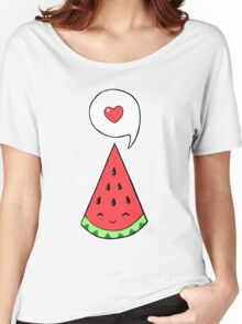 Watermelon 2 Women's Relaxed Fit T-Shirt