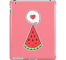 Watermelon 2 iPad Case/Skin
