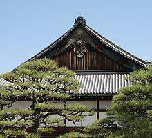 Nijo Castle, Kansai by jojobob