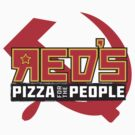 Red's Pizza by MastoDonald