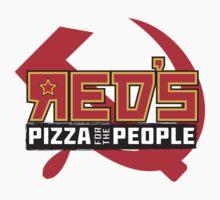 Red's Pizza by MastoDonald
