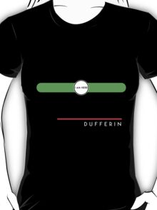 Dufferin station T-Shirt