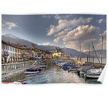 Cannobio - Lake Maggiore - Italy Poster