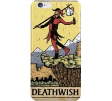 Tarot card iPhone Case/Skin