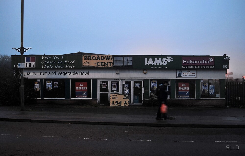 Broadway Didcot  by SLoD