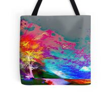 One Tree Thrice - DOS Tote Bag
