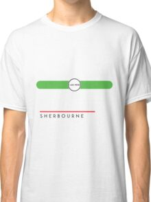 Sherbourne station Classic T-Shirt