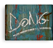 DONG Canvas Print