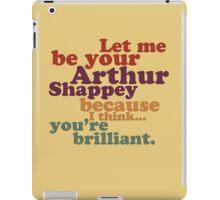 Cabin Pressure - You're Brilliant, Arthur Shappey iPad Case/Skin